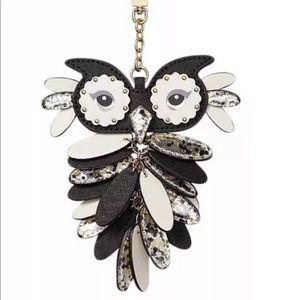 😍💓 Stunning Kate Spade Owl Key Fob KeyChain